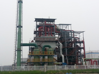 Hazardous Waste Incineration Heat Recovery Boiler