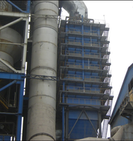 Cement Kiln Waste Heat Recovery Boiler